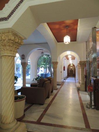Alboran Algeciras: lobby