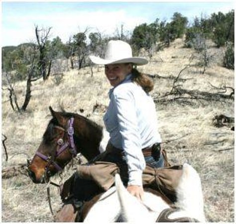 Geronimo Trail Guest Ranch: Meris!
