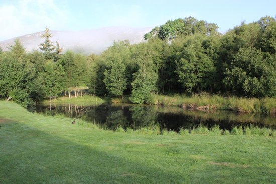 Highland Holiday Cottages: View over Crubhenbeg Lochan