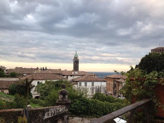 Ristorante La Terrazza : panorama da terrazzo