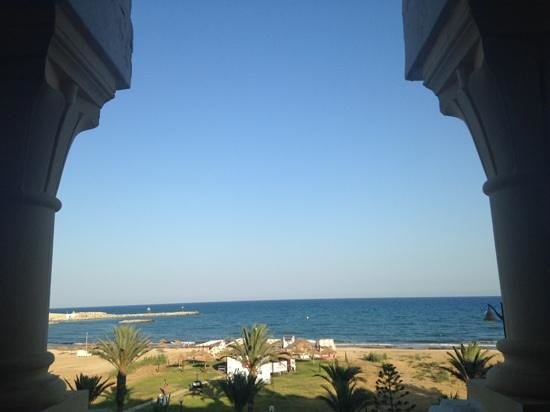 Lella Baya & Thalasso Hotel: view from balcony