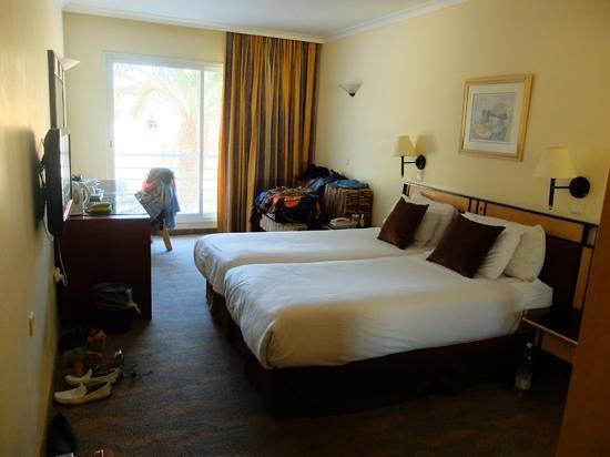 Leonardo Plaza Hotel Eilat: номер без балкона