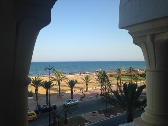 Lella Baya & Thalasso Hotel: balcony