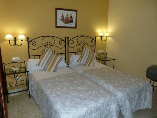 Hotel Selu: Chambre 113 vue N°1