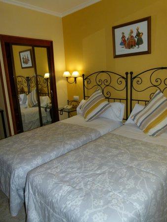Hotel Selu: Chambre 113 vue N°2