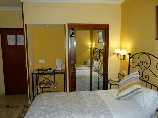 Hotel Selu: Chambre 113 vue N°3