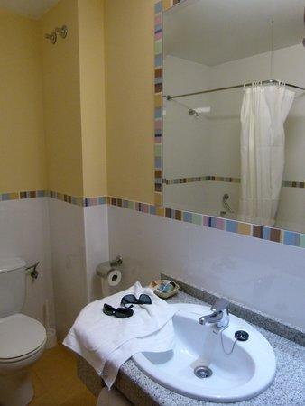Hotel Selu: Chambre 113 vue N°5