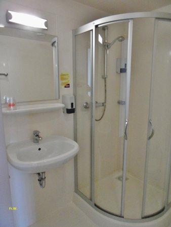 Wunderland Kalkar: De badkamer .
