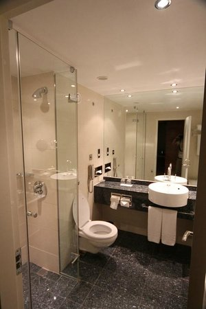 Sofitel London Heathrow : Our bathroom