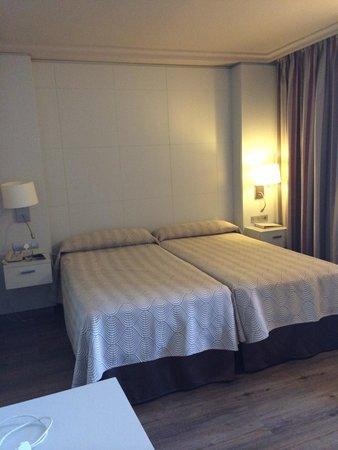 Spring Hotel Bitacora : Lovely spacious modern rooms