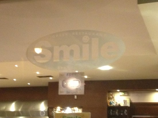 Smile Cafe Restaurant : You will SMILE here!