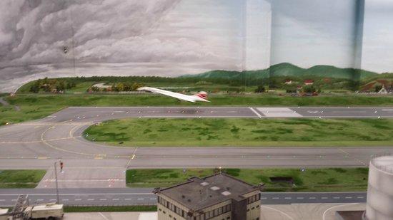 Miniatur Wunderland : Start der Concorde