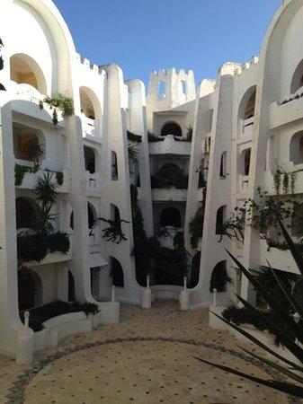 Lella Baya: Inside hotel rooms surrounding