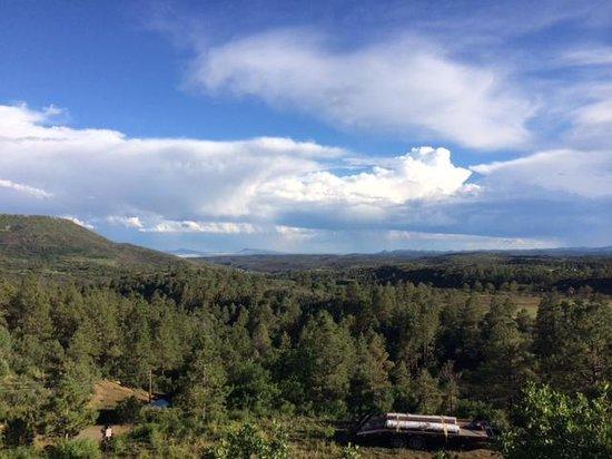 Cedar Rail RV Park & Campground: View