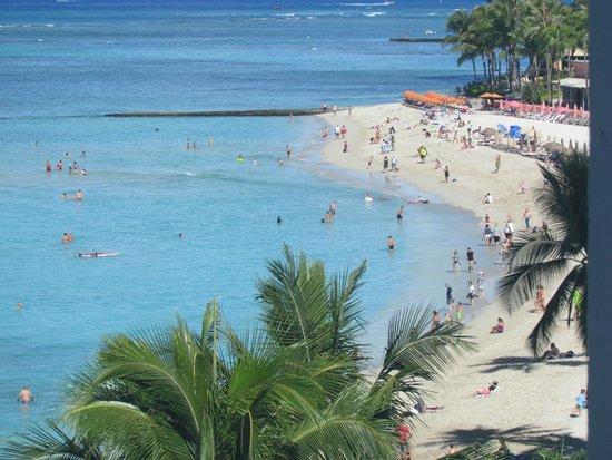 Moana Surfrider, A Westin Resort & Spa: am Strand