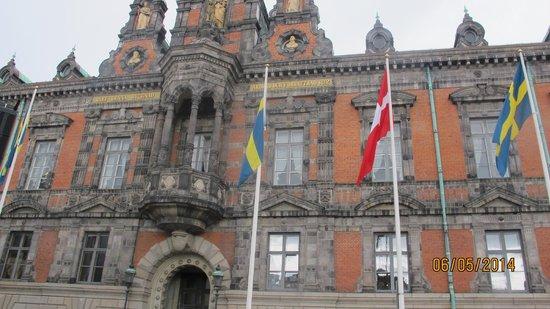 Renaissance Malmo Hotel: town hall