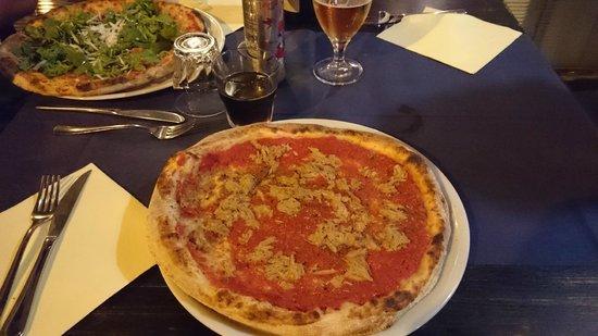 Pizzeria Restaurante La Lanterna: Main course day 2