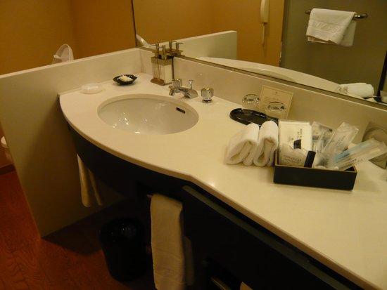 Hotel Granvia Kyoto: Quarto de banho