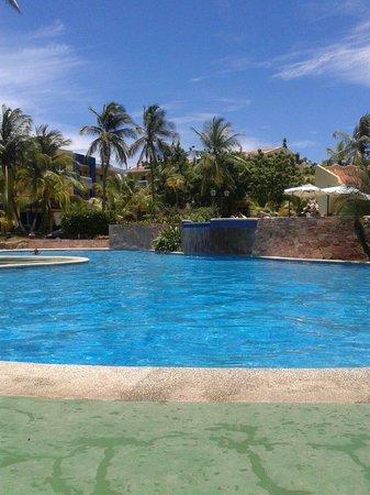Hesperia Playa El Agua: Piscina Orinoco