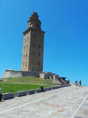 Tower of Hercules (Torre de Hercules) : Le phare de la Corogne