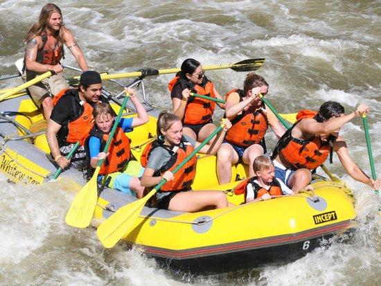 Whitewater Rafting, LLC: WOOW