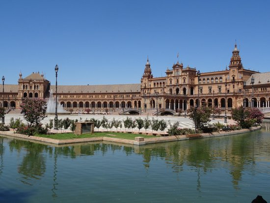 Place d'Espagne : Stunning place!