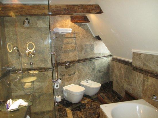 Savic Hotel: Savic Room 303 Bathroom