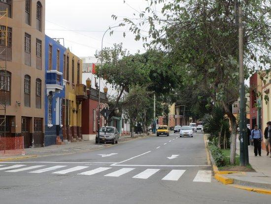 Barranco: Street