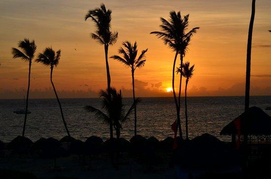 Now Larimar Punta Cana: Sunrise from Honeymoon Room