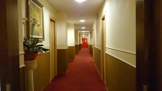 Hotel Corallo: Corridor1