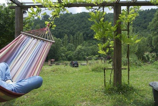 Ara Bandita Agriturismo: Chillen in Umbrien