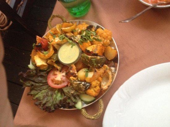 Indian Jewel : Super essen!