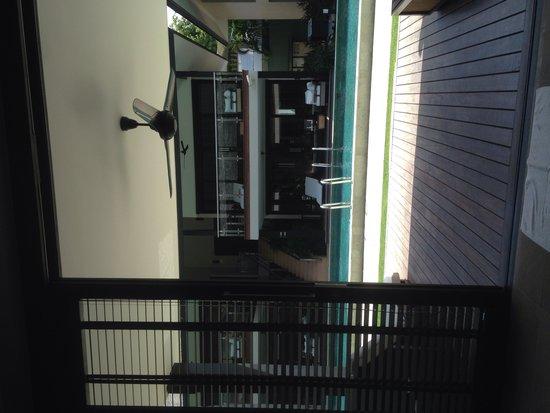 Nikki Beach Resort & Spa: Blick aus dem Zimmer