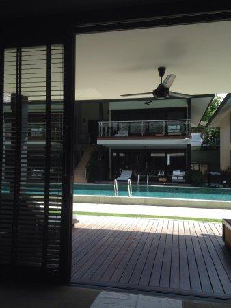 Nikki Beach Resort & Spa : Blick aus dem Zimmer