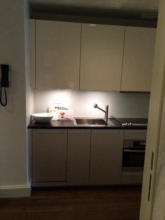The Mark: kitchenette 1005