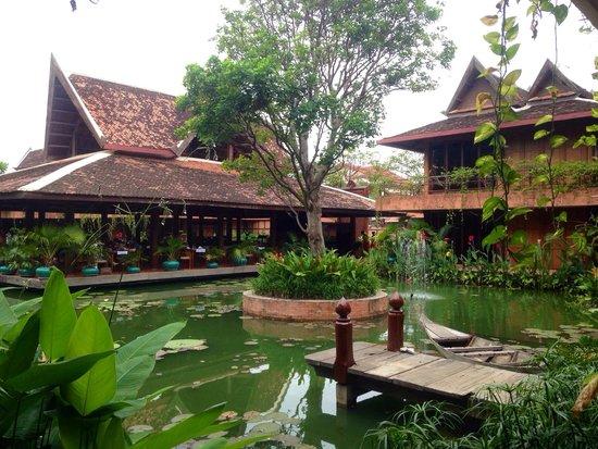Angkor Village Hotel: Hotelanlage