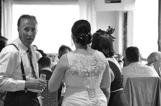 Don Pedro Sorrento: Me (the bride) at Don Pedros