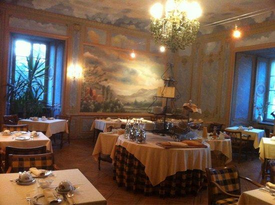 Chateau de Coudree: Salle des petits dej