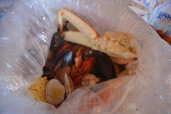 Crab Hut: Bag of Yumminess