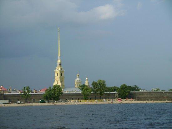 Forteresse Pierre-et-Paul : Петропавловская крепость