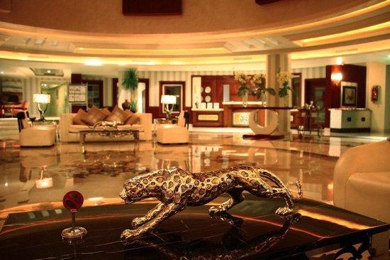 Premier Romance Boutique Hotel and Spa: Reception