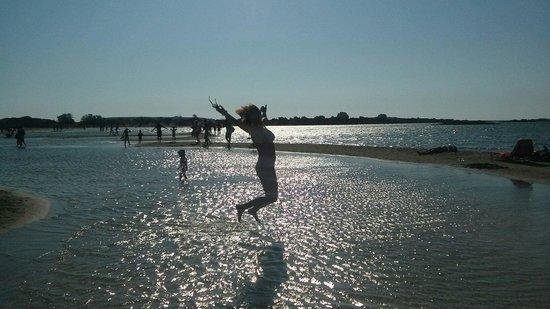 Playa de Elafonisi: Σουρουπώνει στο Ελαφονήσι...