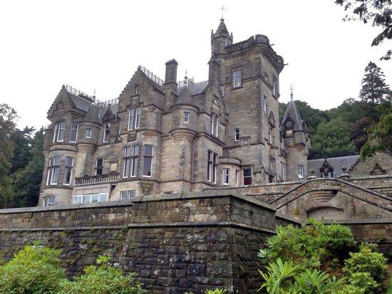 Kinnettles Castle: Kinnettles