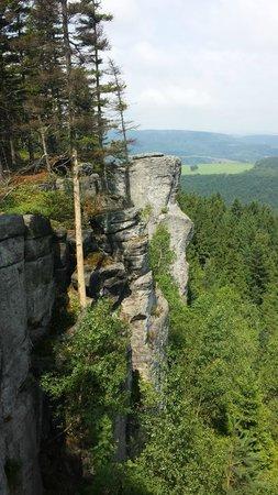 Prirodni rezervace Ostas