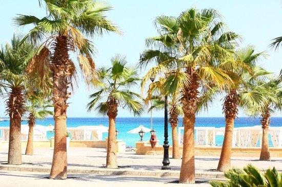 Premier Romance Boutique Hotel and Spa: Hotel private beach