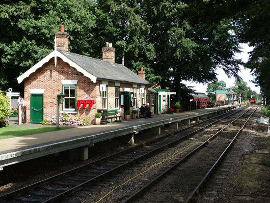 North Norfolk Railway: Holt