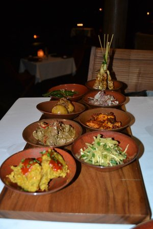 Alila Ubud: 8 course taster menu - best meal of the holiday