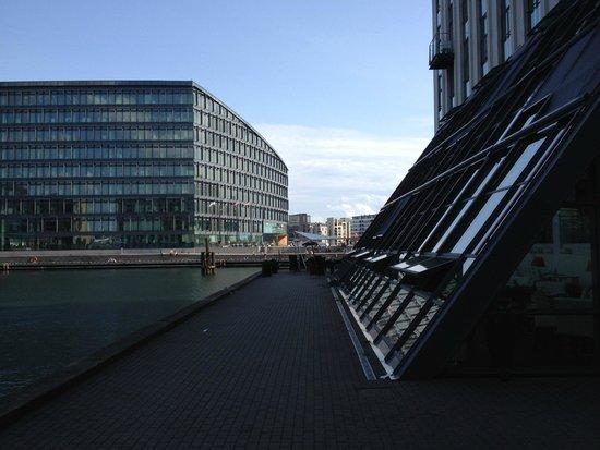 Copenhagen Island Hotel: Harbour