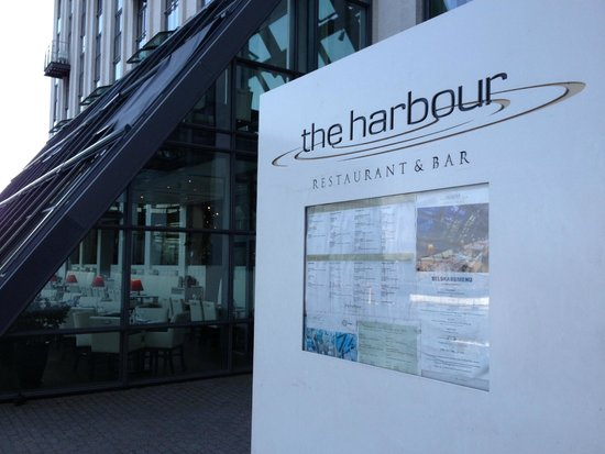 Copenhagen Island Hotel: Restaurant