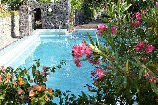 Poseidon Gardens Terme: Piscine poseidon Ischia